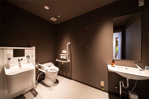 유니버설 화장실